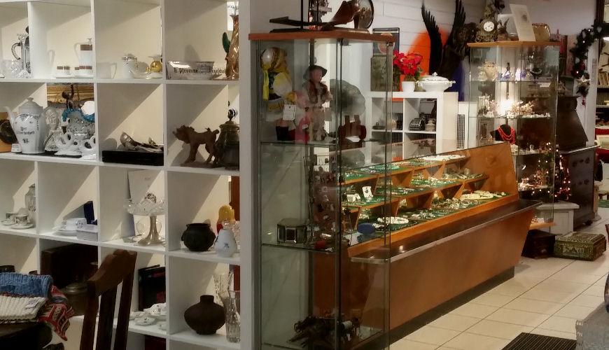 Willkommen im Antik & Vintage Shop